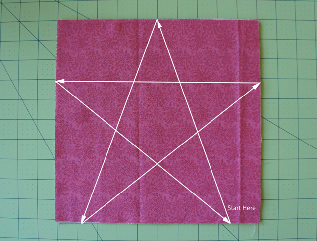 Tutorial 60 Point Star Quilt Block Technique 60 Jmday Awesome 5 Point Star Quilt Pattern