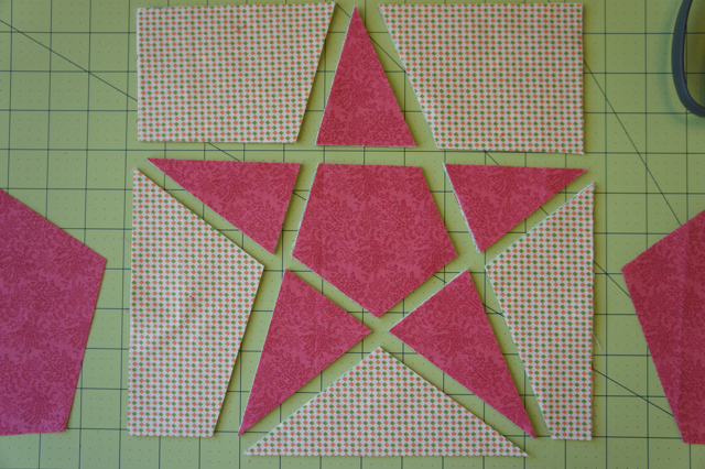Tutorial 60 Point Star Quilt Block Technique 60 Jmday Cool 5 Point Star Quilt Pattern