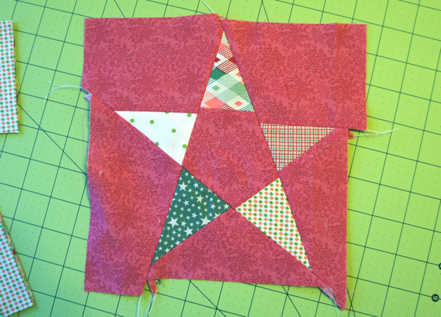 Tutorial 60 Point Star Quilt Block Technique 60 Jmday Simple 5 Point Star Quilt Pattern